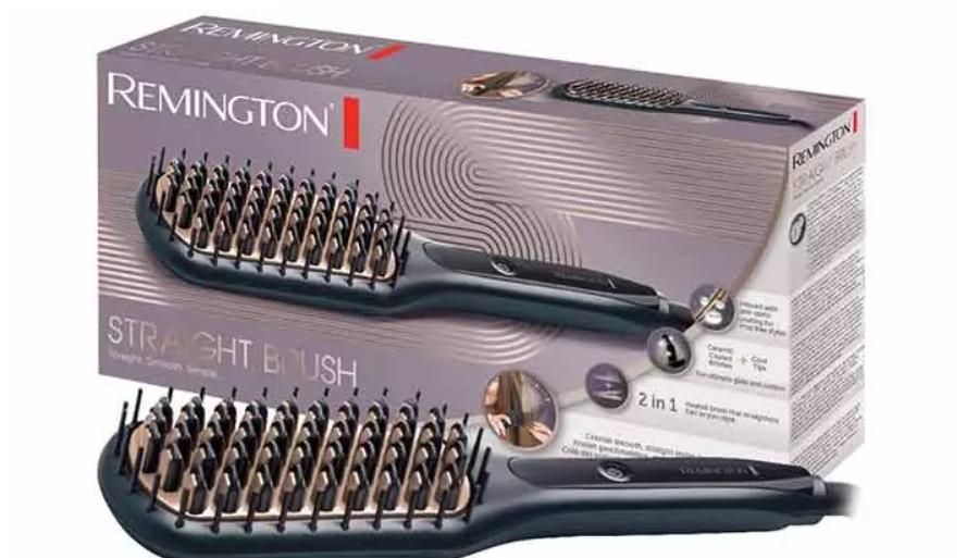 مشط فرد الشعر الكهربائي - رمينجتون