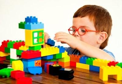 العاب تنمية ذكاء الأطفال من سنتين ل6سنوات - المكعبات