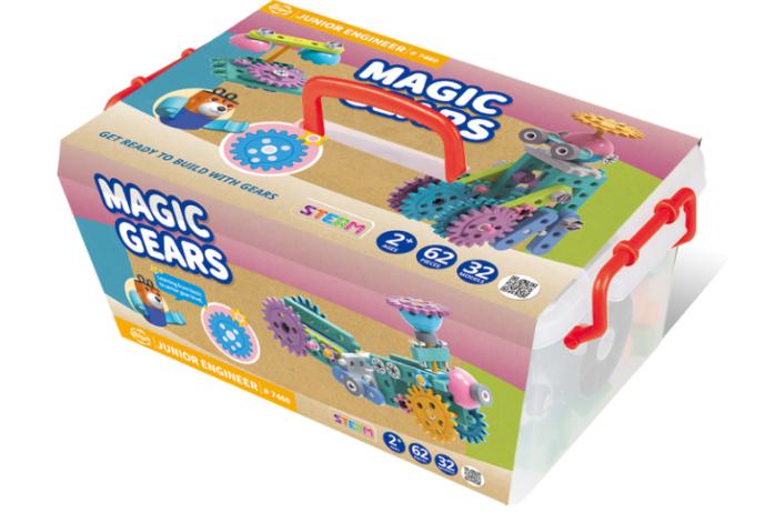 العاب تنمية ذكاء الاطفال من سنتين ل 6 سنوات - لعبة ماجيك جيرز