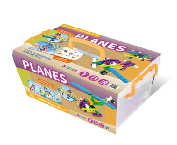 العاب لتنمية ذكاء الاطفال من عمر سنتين ل 6 سنوات - لعبة الطائرات