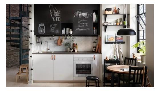 أشكال مطابخ ايكيا - مطبخ مبدع