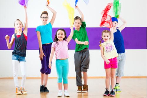 أشياء مفيدة للبنات المراهقات - الرقص