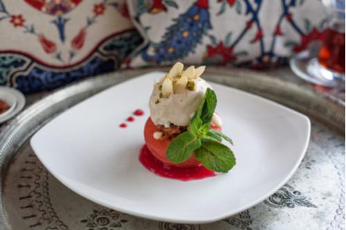 طريقة عمل حلوي السفرجل - أشهر الحلويات التركية