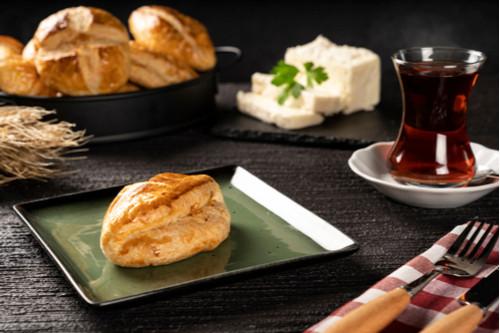 معجنات تركية - طريقة عمل خبز البوجاكا التركي