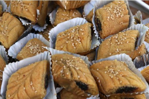 طريقة عمل حلويات ليبية - طريقة عمل المقروض الليبي