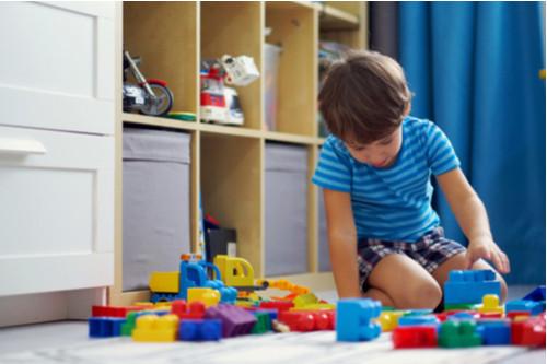العاب تنمية المهارات العقلية للأطفال - بناء المكعبات