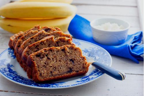 وصفات بالموز - طريقة عمل كيكة الشكولاتة و الموز