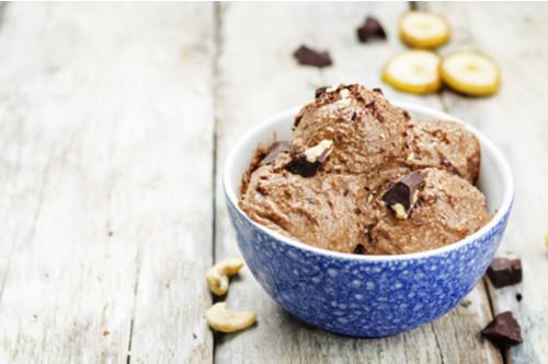 وصفات بالموز - طريقة عمل مثلجات الموز والشوكولاتة
