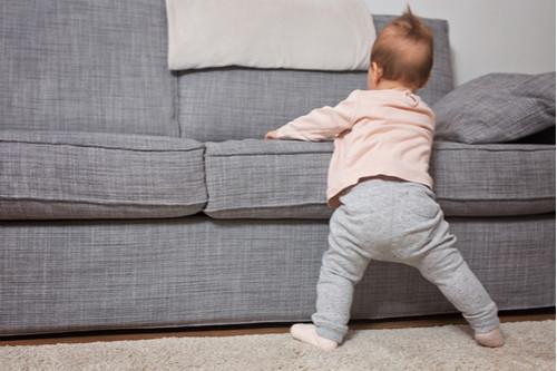 مهارات الطفل في الشهر التاسع