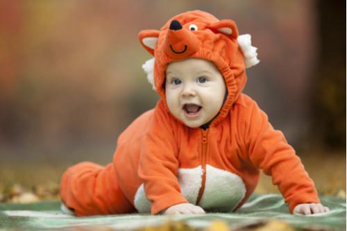 افكار لعيد ميلاد الاطفال الأول - افكار لملابس الاطفال في العيد الميلاد