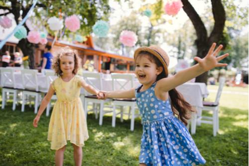أفكار لعيد ميلاد الأطفال الأول - أماكن لأستضافة أعياد ميلاد الأطفال