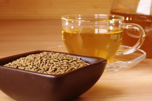 وصفات لزيادة الوزن بالحلبة - طريقة عمل شاي الحلبة