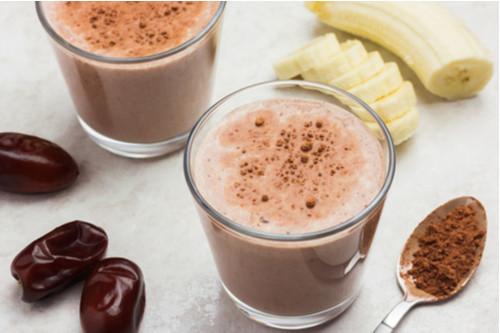 وصفات لزيادة الوزن بالحلبة - طريقة عمل سموثي الموز والحلبة لزيادة الوزن