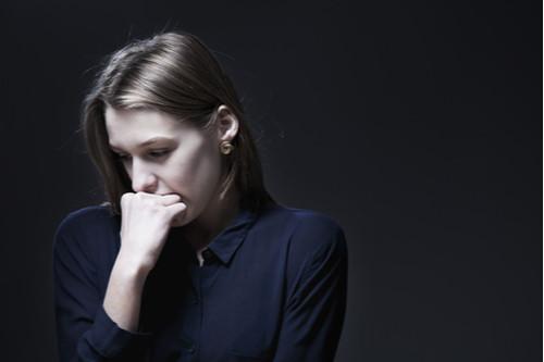 علامات الاكتئاب عند المرأة