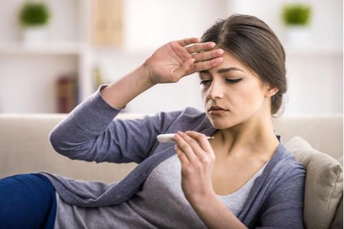 أنواع الحمي و أعراضها