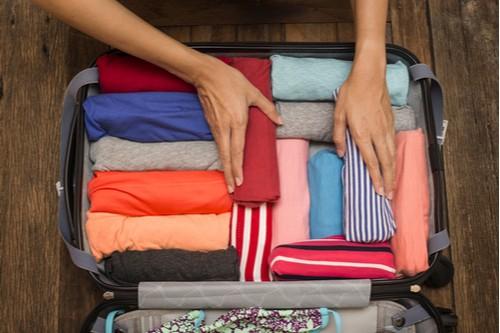 الطريقة الصحيحة لترتيب شنطة السفر - ترتيب شنطة السفر للرجال