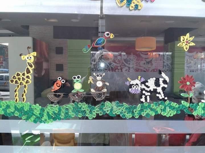 مطاعم فيها ألعاب أطفال ـ دي كابتشينو