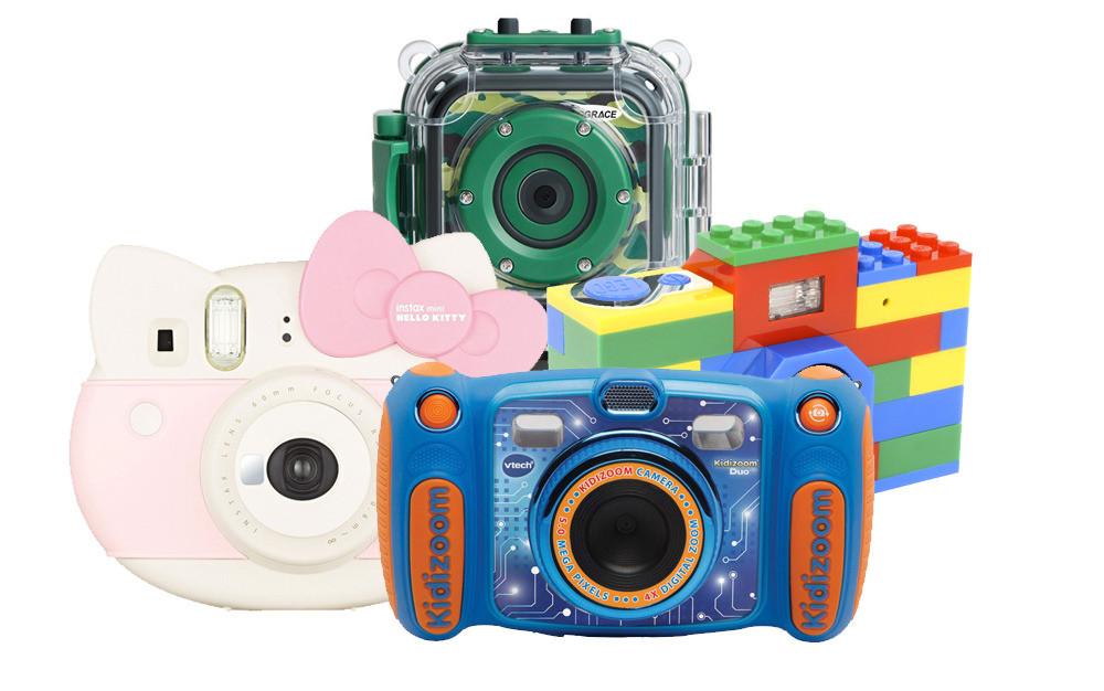 هدايا للأطفال عمر 10 سنوات ـ كاميرا رقمية صغيرة