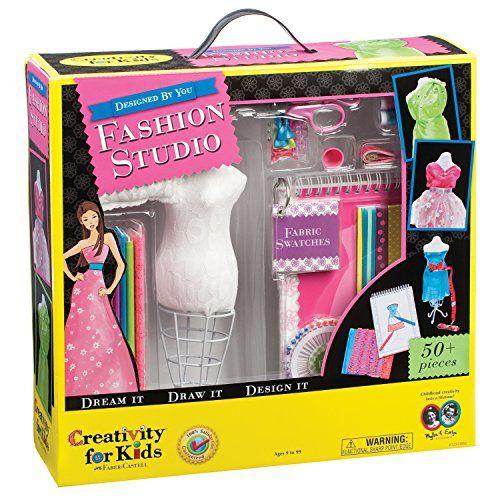 هدايا للأطفال عمر 10 سنوات ـ لعبة تصميم الملابس الصغيرة
