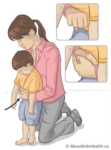 ماذا أفعل عندما يشرق الطفل ـ خطوات التعامل مع الطفل عندما يشرق