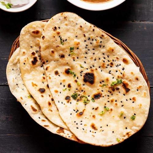 أنواع الخبز الهندي ـ النان