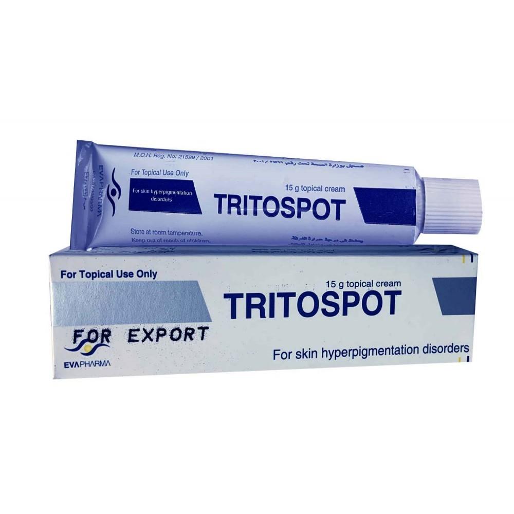 كريم للكلف العميق من الصيدلية ـ تريتوسبوت