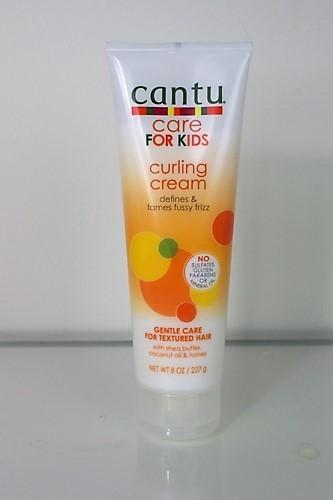 أفضل كريم شعر للأطفال ـ كانتو