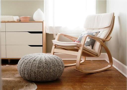 كراسي غرف نوم ـ كرسي هزاز