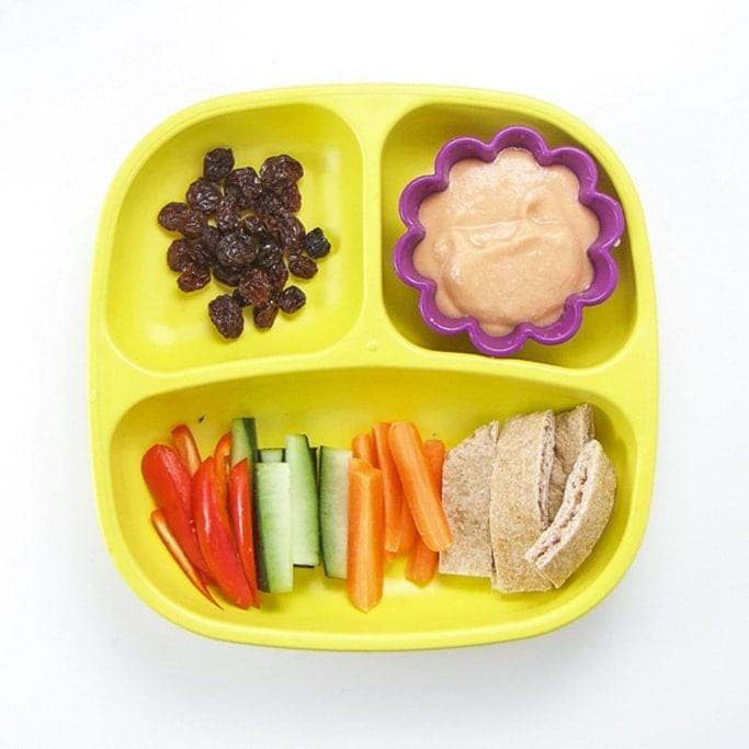 وجبات للطفل بعد الفطام ـ الوجبة الرابعة