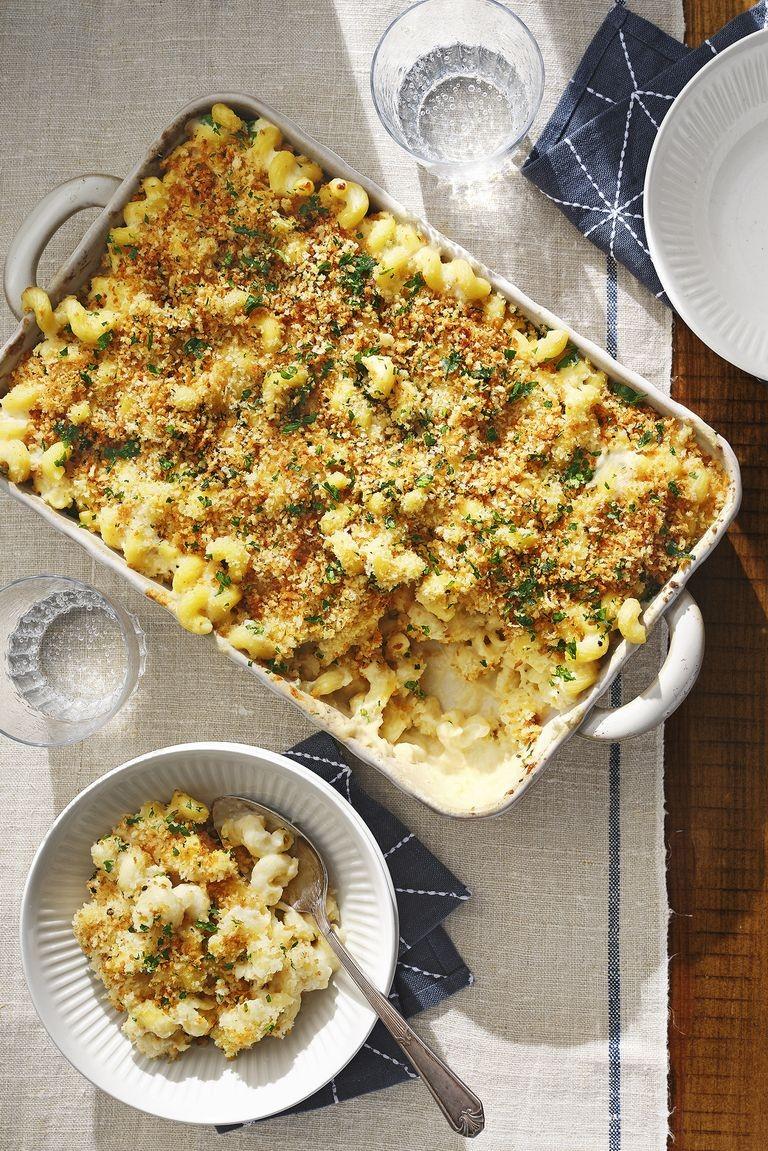 وصفات عشاء للأطفال ـ وصفة القرنبيط بالجبن