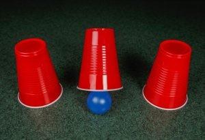 ألعاب تقوية الذاكرة للأطفال ـ لعبة الأكواب السحرية