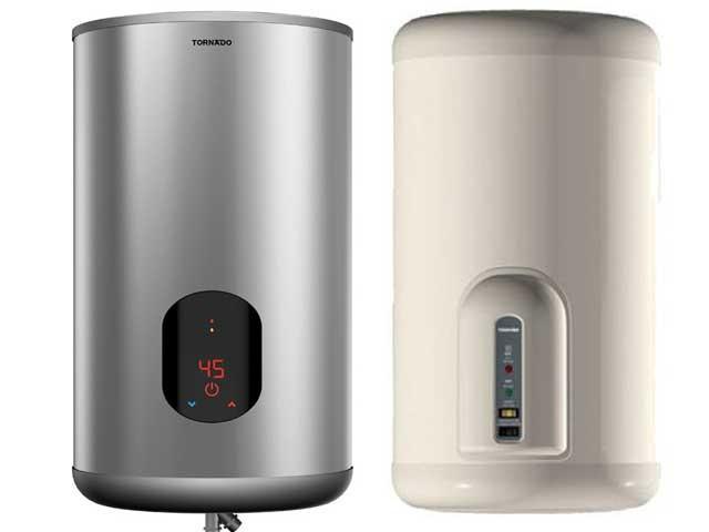 افضل انواع سخانات ماء كهربائية 2021 ـ سخانات تورنيدو