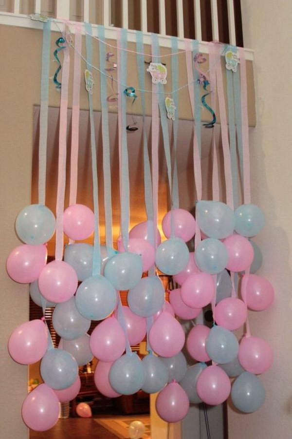 طريقة عمل أشكال بالبالونات لأعياد الميلاد - بعض الأفكار الأخرى لعمل ديكور بالبالونات
