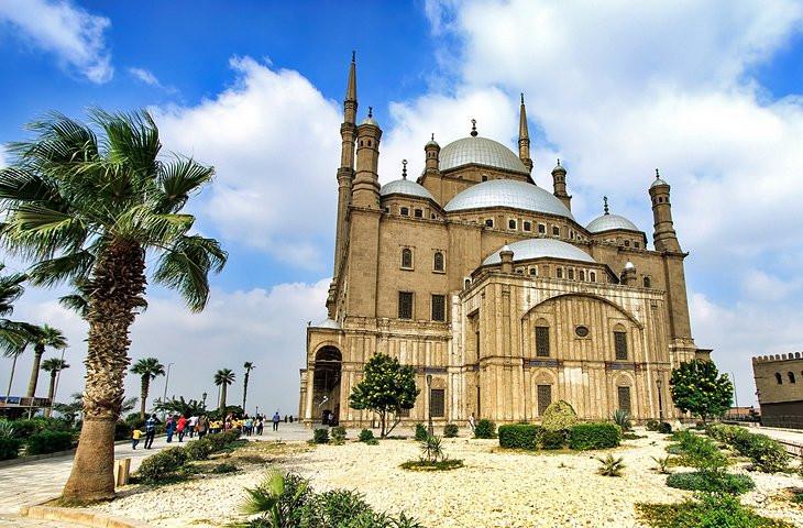 أماكن سياحية عائلية في القاهرة - قلعة صلاح الدين الأيوبي