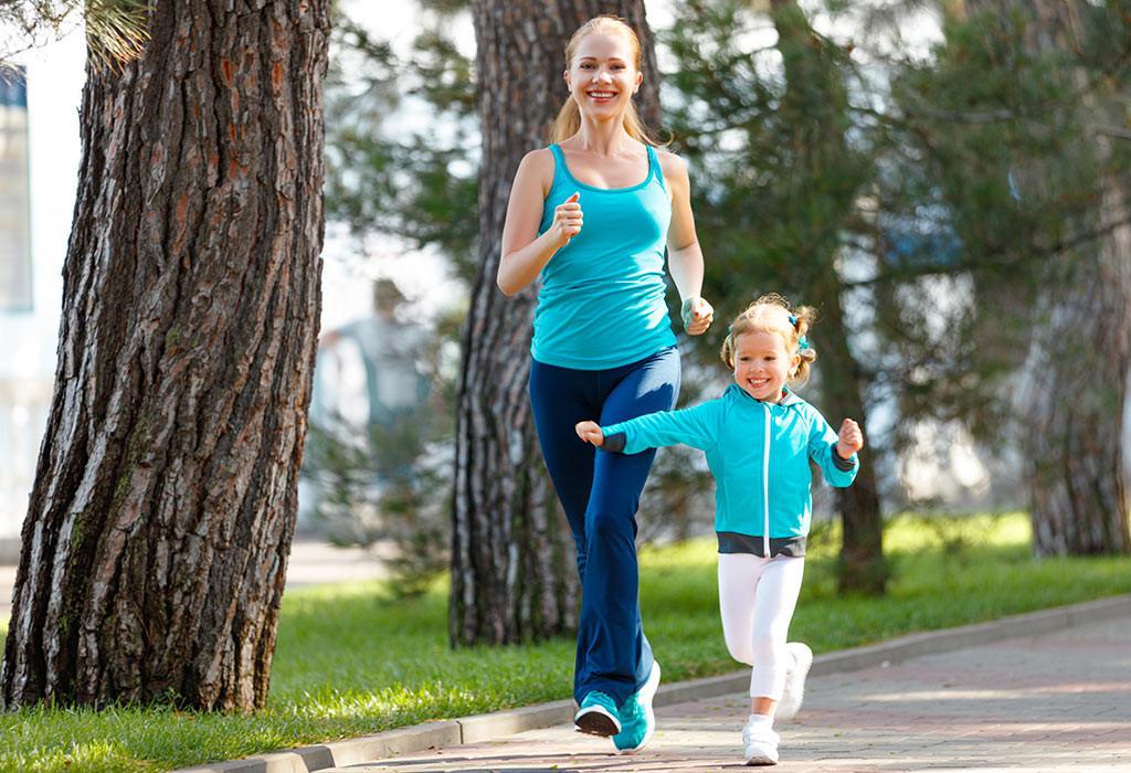تمارين للأطفال 10 سنوات - تمرين المشي