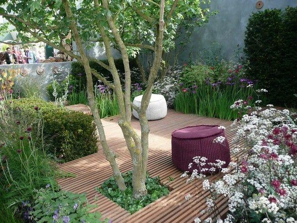 كيفية عمل حديقة منزلية صغيرة - حدائق في مدخل المنزل3