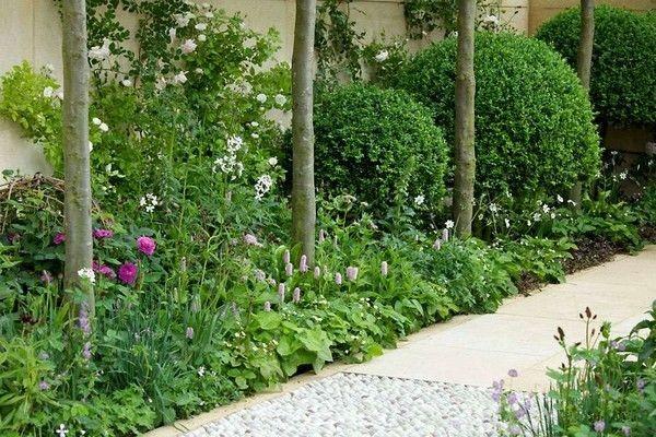 كيفية عمل حديقة منزلية صغيرة - حدائق في مدخل المنزل4