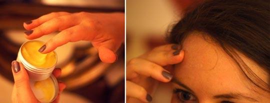 طريقة عمل الحنة للشعر - طريقة وضع الحناء على الشعر 1