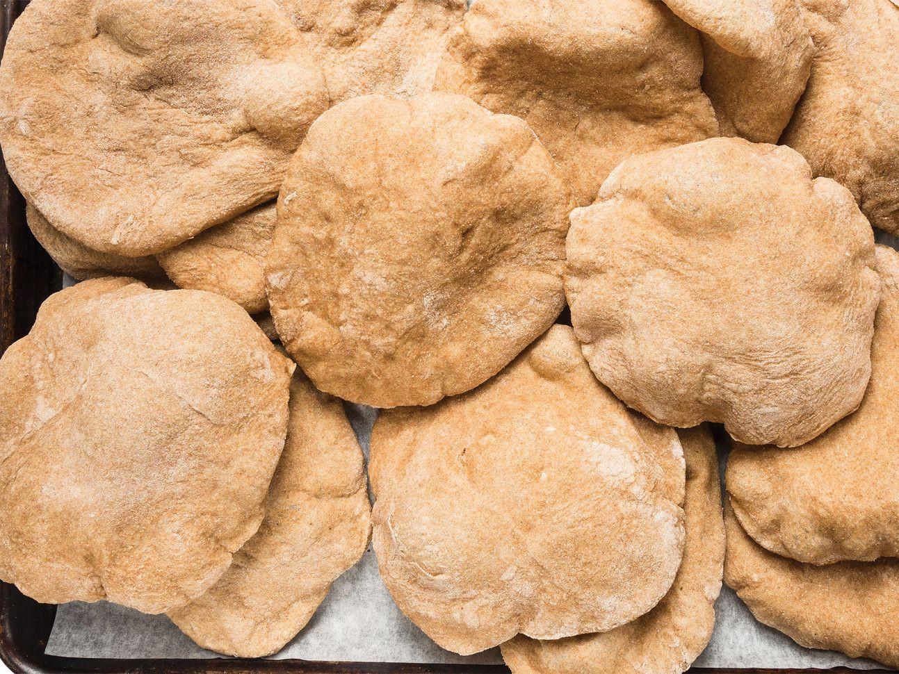 أنواع الخبز - الخبز المصري