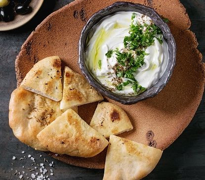 أنواع الخبز - الخبز اللبناني