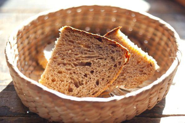 أنواع الخبز - خبز الحبة الكاملة
