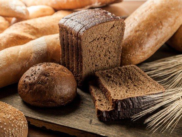 أنواع الخبز - الخبز الأسمر أو الخبز البني