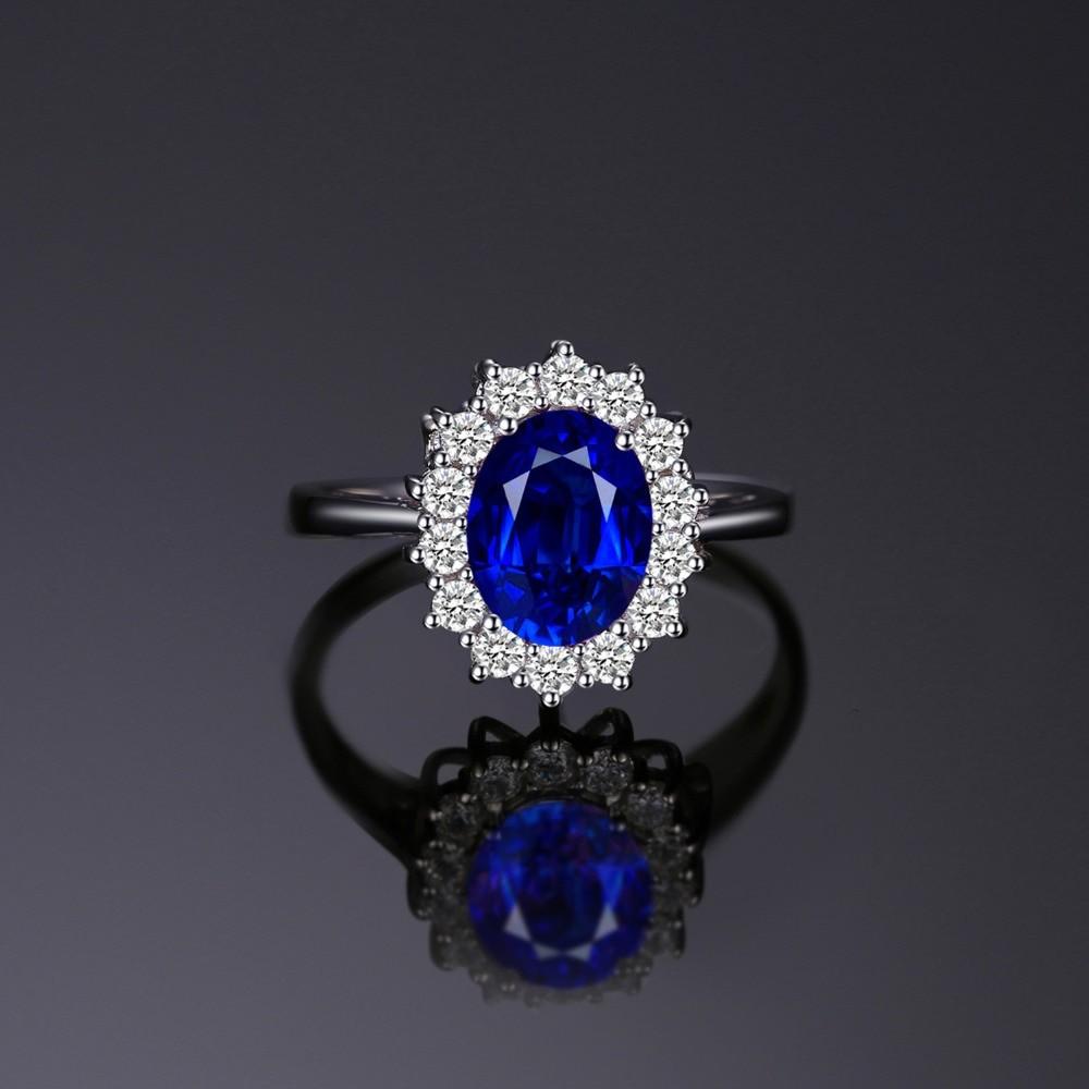 خاتم-فضة-ازرق