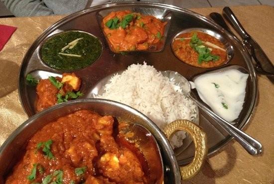 7 وصفات من المطبخ الهندي- دجاج المهراجا