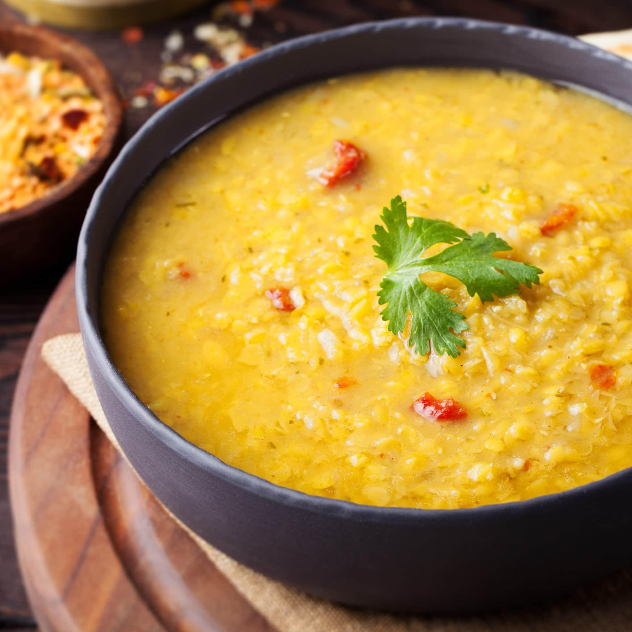 7 وصفات من المطبخ الهندي-عدس الدال