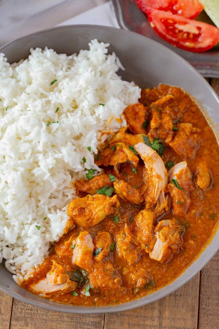 7 وصفات من المطبخ الهندي- دجاج بالكاري