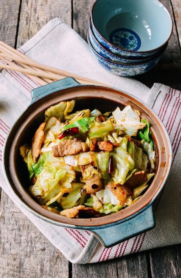 7 وصفات من المطبخ الصيني- كرنب مقلي