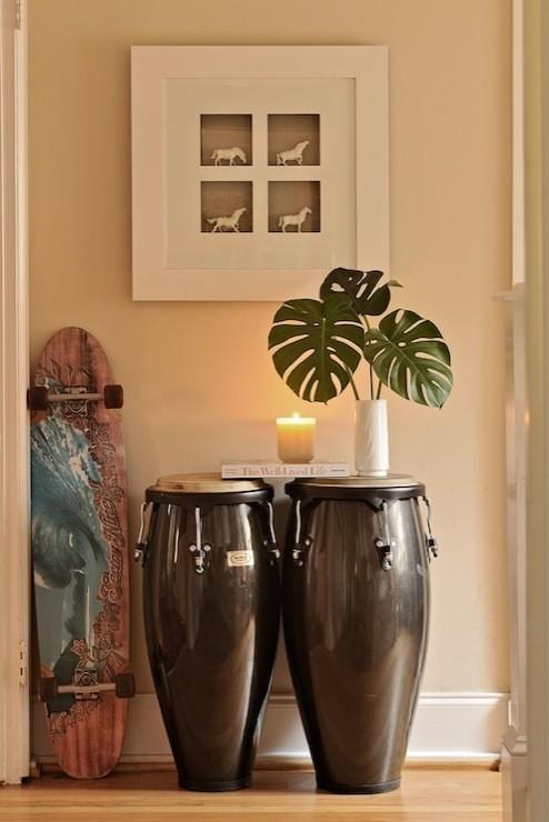 أشكال تحف لمدخل المنزل-مزهريات3