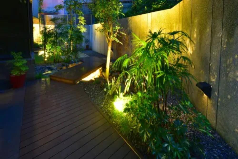 إضاءة-ممرات-الحدائق 2