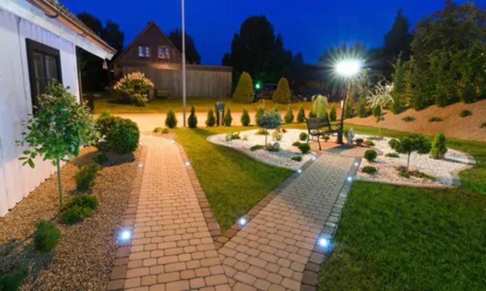 إضاءة-ممرات-الحدائق 4